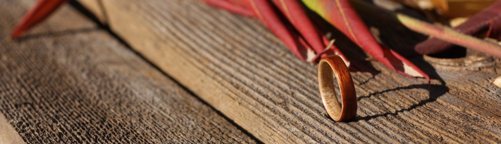 bentwood rings…  from bojt studio
